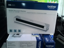 Jual Scanner Brother DS620 Portable